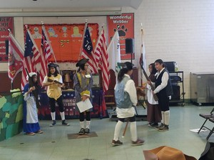 A Walk Through the American Revolution