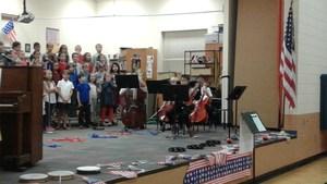 Advanced Orchestra & 3rd Grade