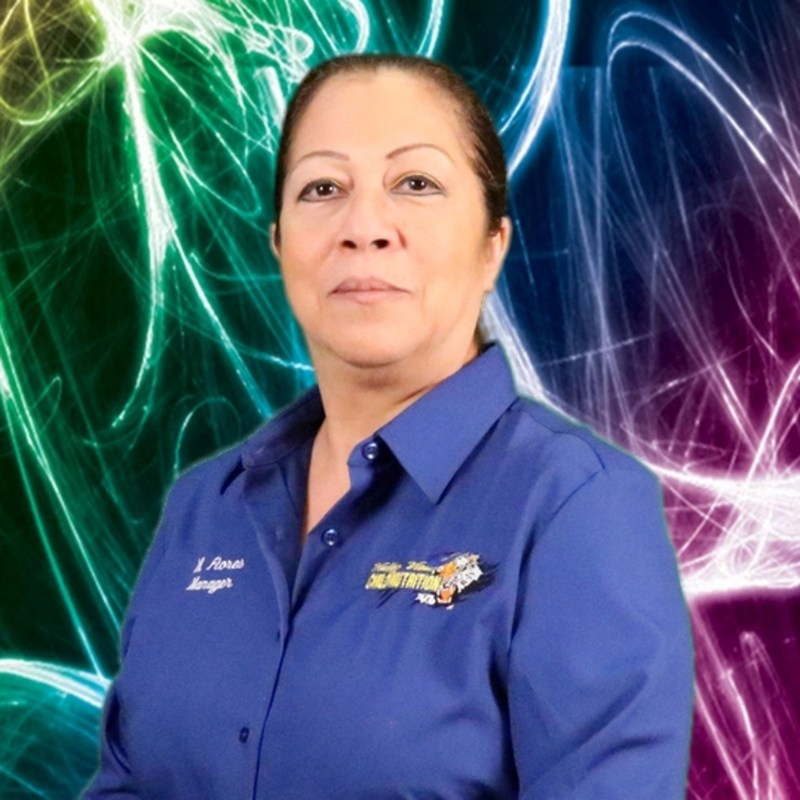 Shining on the ECC Tiger Spotlight this week is Mrs. Mari Flores, ECC Cafeteria Manager. Thumbnail Image