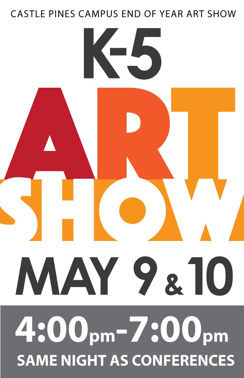 art show may 9 and 5 2018