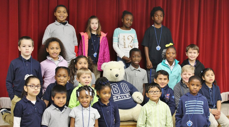 January Students of the Month Featured Photo