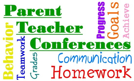 Parent Teacher Conferences Day-NO SCHOOL Thumbnail Image