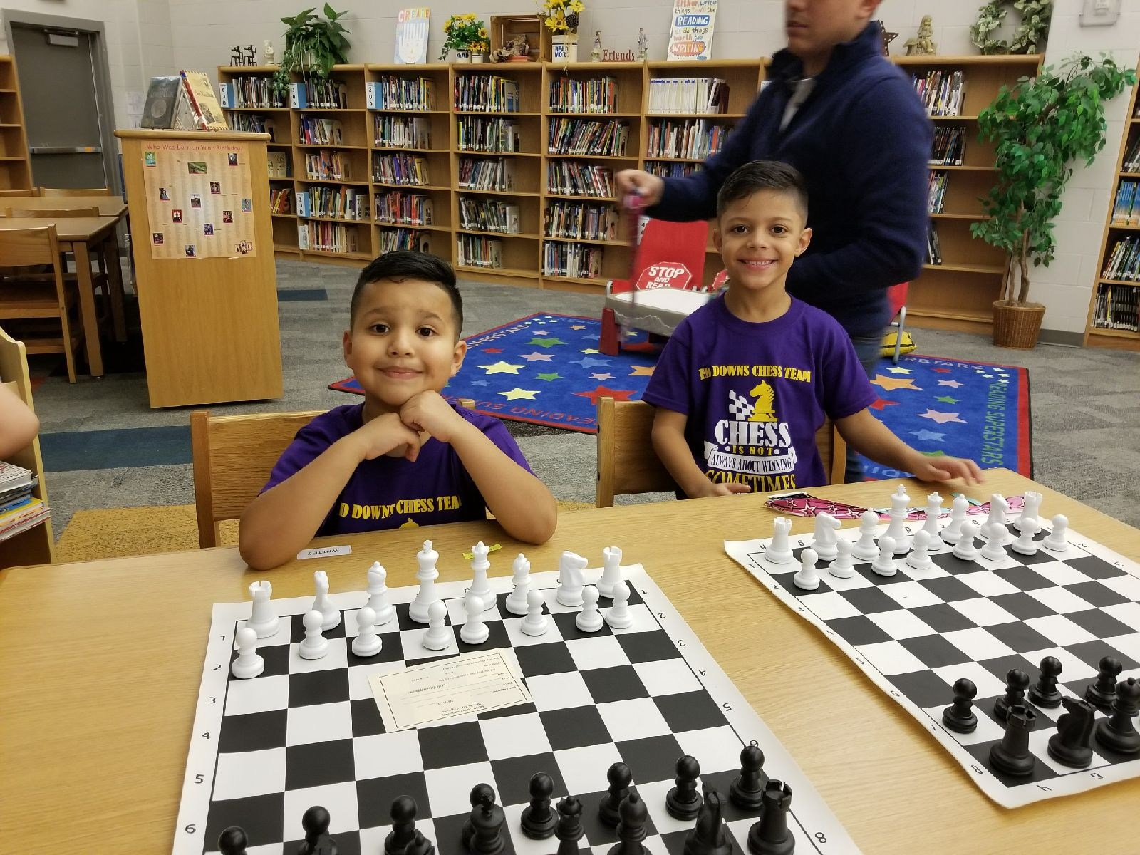 1st Grade Team Members