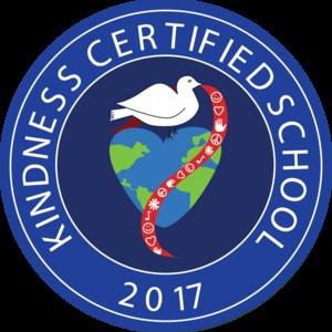 Kindness Certified School logo
