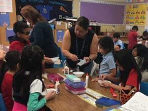 Bursch Elementary School engages students through after-school classes on art, dance and music