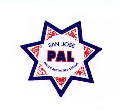 POLICE BADGE WITH PAL SOCCER