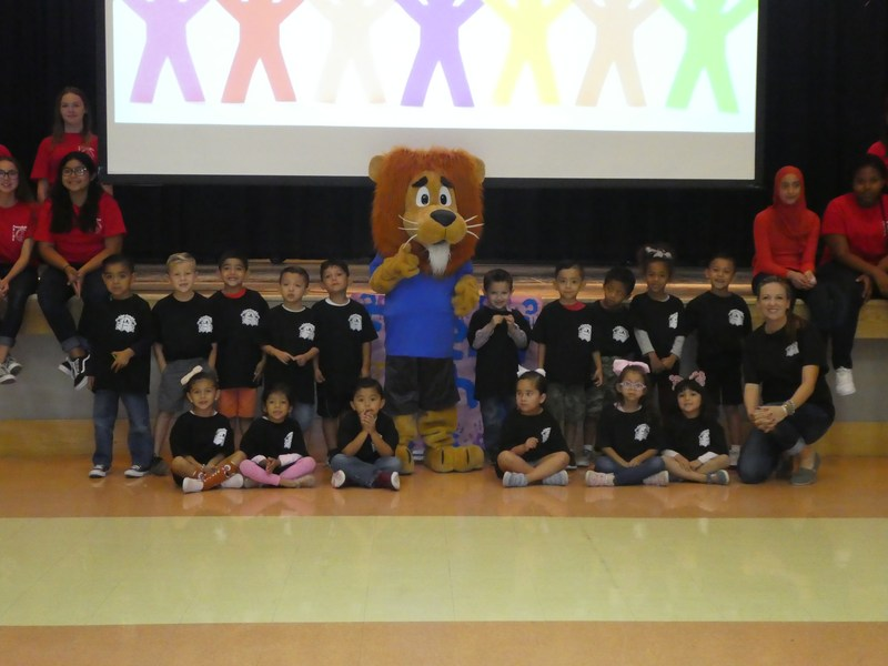 TK students gear up for their first year of PeaceBuilder events and activities with our Student Council team!  (click here for pictures) Thumbnail Image