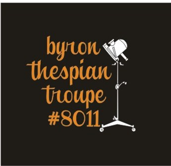 Thespian troupe #8011