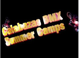 calabazas bmx summer camp