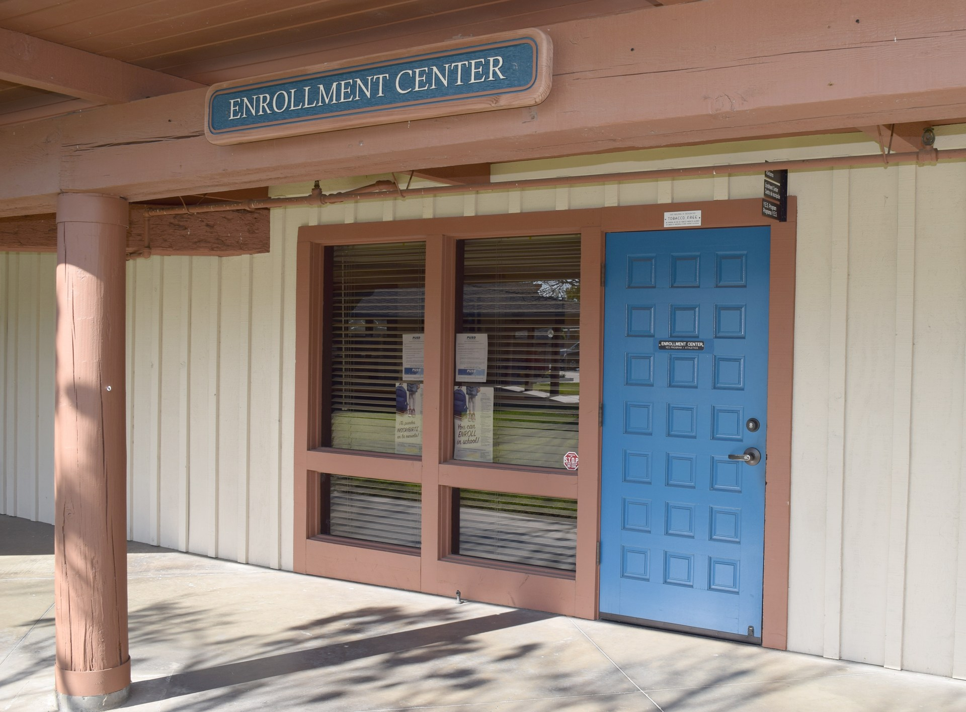 PUSD Enrollment Center
