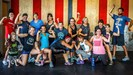 Photo of Animas Valley Elementary staff after working out at CrossFit.