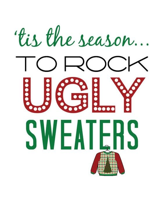WWHS Ugly Christmas Sweater Contest Thumbnail Image