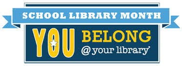 Library month is April