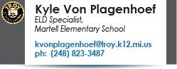 Kyle Von Plagenhoef email
