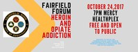 Image of Fairfield Forum on Heroin and Opiate Addiction