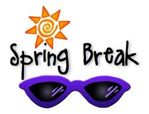 Spring Break Annoucement
