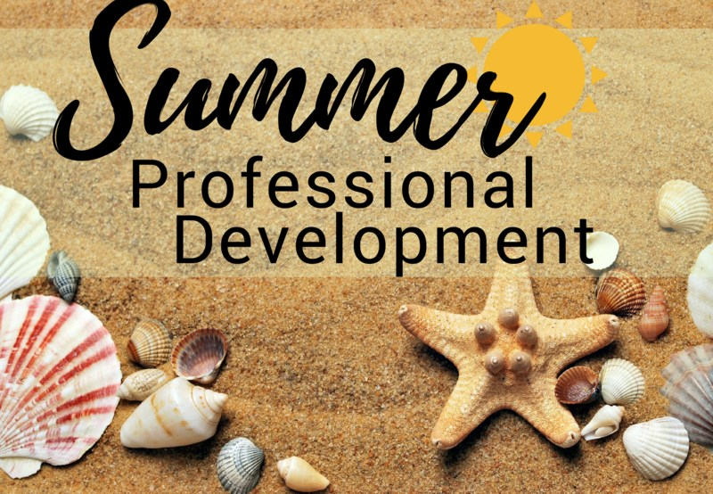 Summer Professional Learning Thumbnail Image