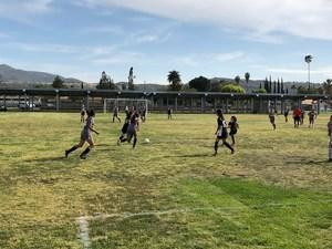 Dartmouth Girls Soccer vs Monte Vista