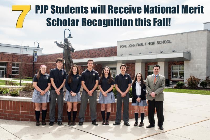Seven Juniors Receive National Merit Scholar Recognition Thumbnail Image