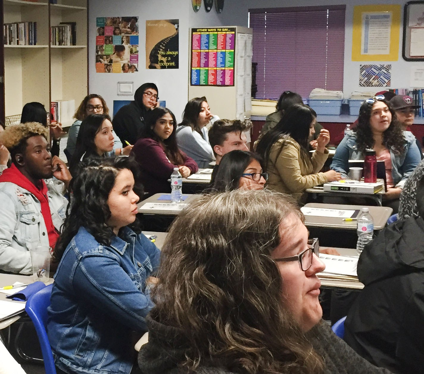 Parent Academy May 2018 image