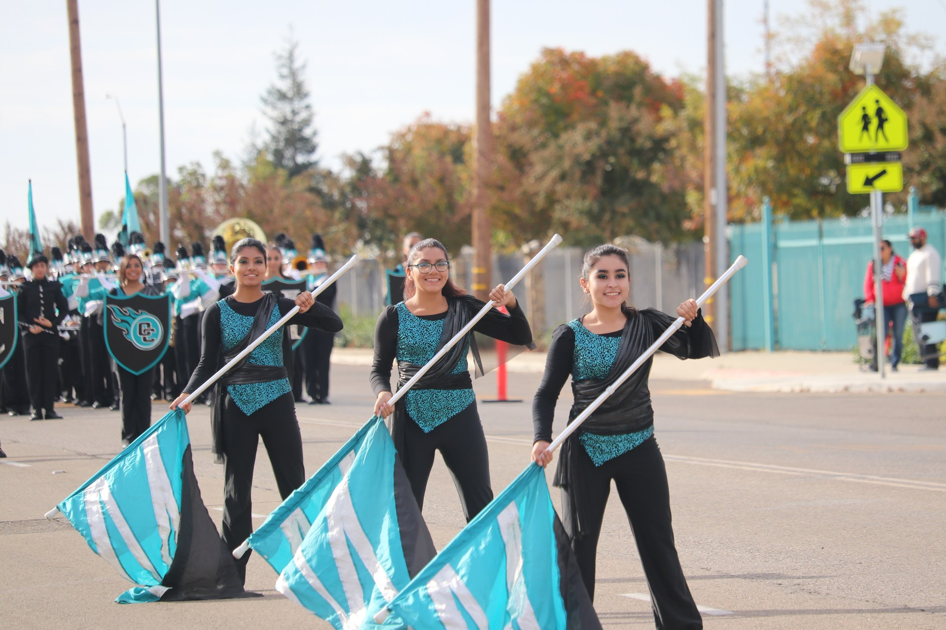 OCHS Color Guard