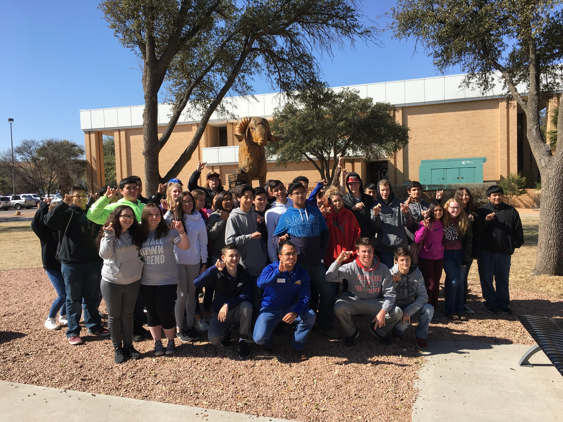 ASU First Field Trip February 2018