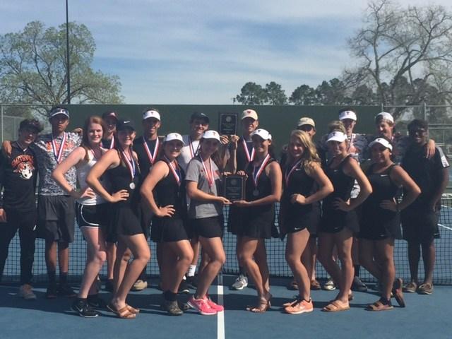SHS Tennis District Champions Thumbnail Image