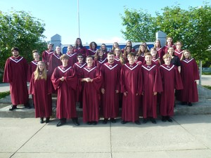 2017 Windborne Choir at the Music in the Parks Festival