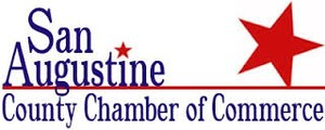 San Augustine County Chamber of Commerce Logo
