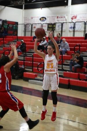 HHS Girls Varsity Basketball HS