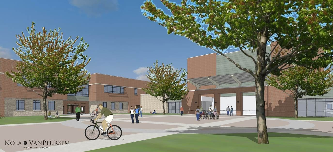 New Decatur High Image