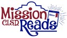 Logo for Mission CISD Reads
