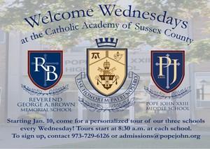 Welcome Wednesdays Academy