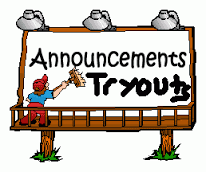 Middle School Sports Tryouts Thumbnail Image
