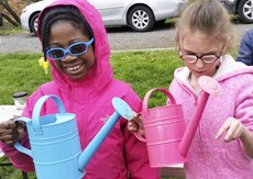 Bartow-Pell Mansion's Children's Gardening Program