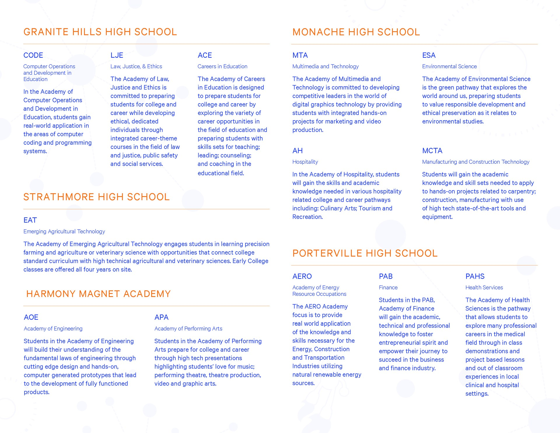 Pathways brochure page 2