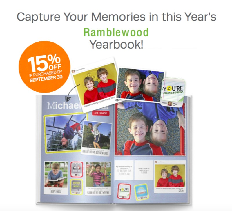 Yearbooks in September? Thumbnail Image