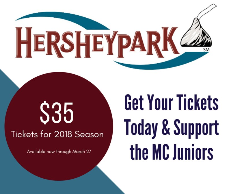 Discounted Hershey Park Tickets Thumbnail Image