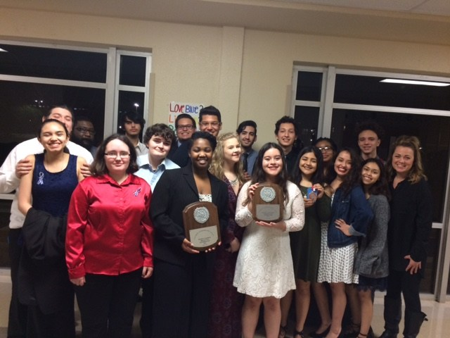 MHS Theatre Earn Awards at UIL One-Act Play Competition Thumbnail Image
