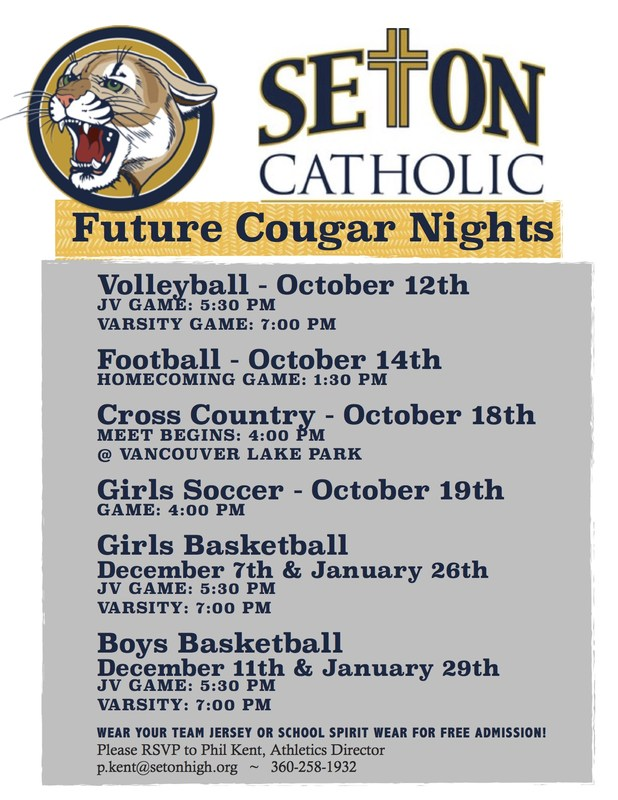 Future Cougar Nights! Featured Photo