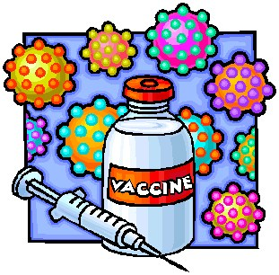 Vaccination Needle and viruses