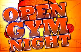 Open Gym is on Wednesday Nights!! Featured Photo