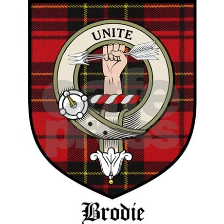 House of Brodie crest