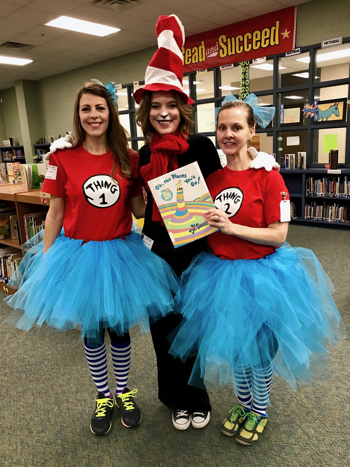 Thank you PTO for reading to our students!