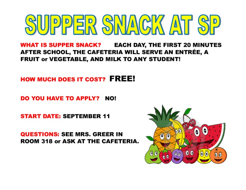 Super Snack for All Students Thumbnail Image