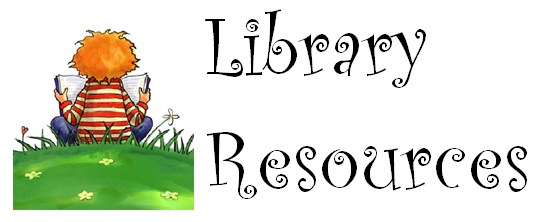 Library Resources Graphic
