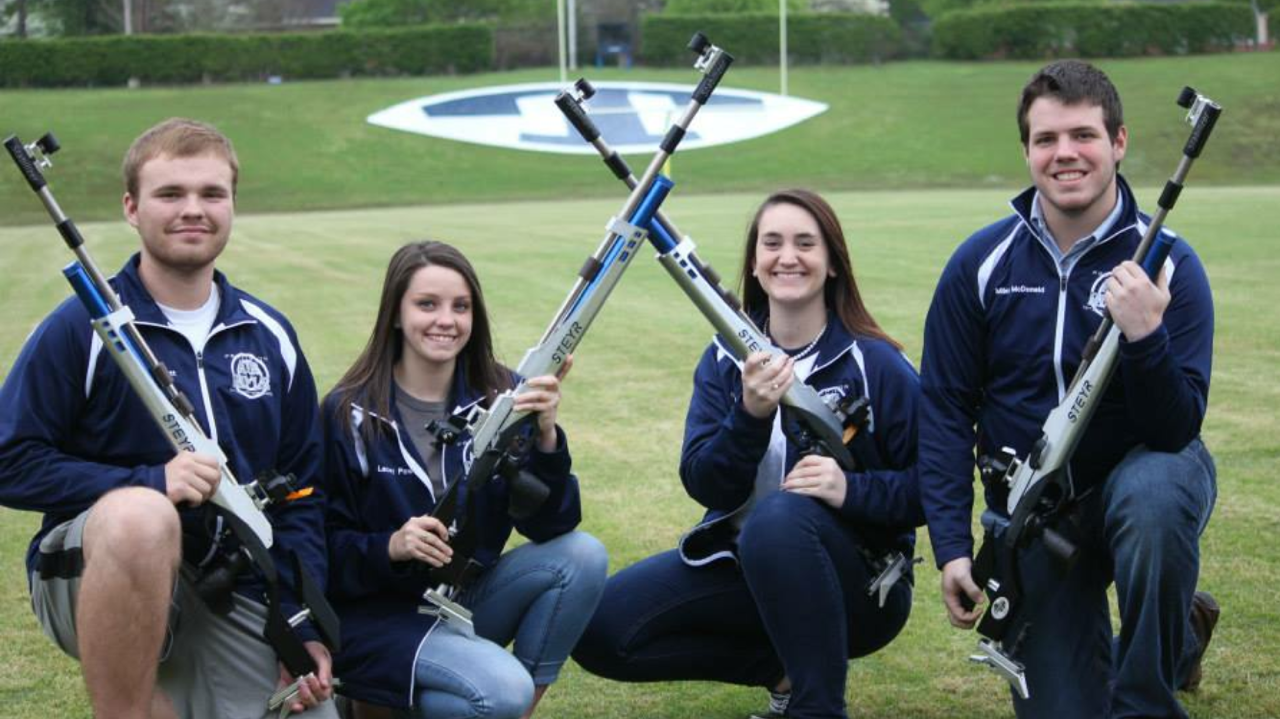 Air Rifle Team Seniors