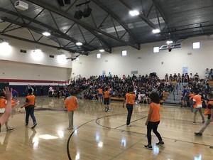 Dodgeball Championship game