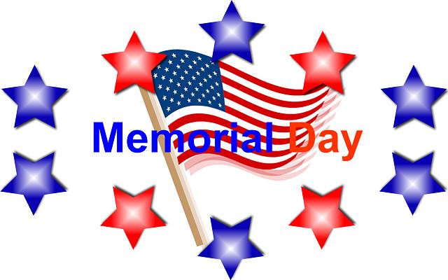 Memorial Day ! NO SCHOOL Thumbnail Image