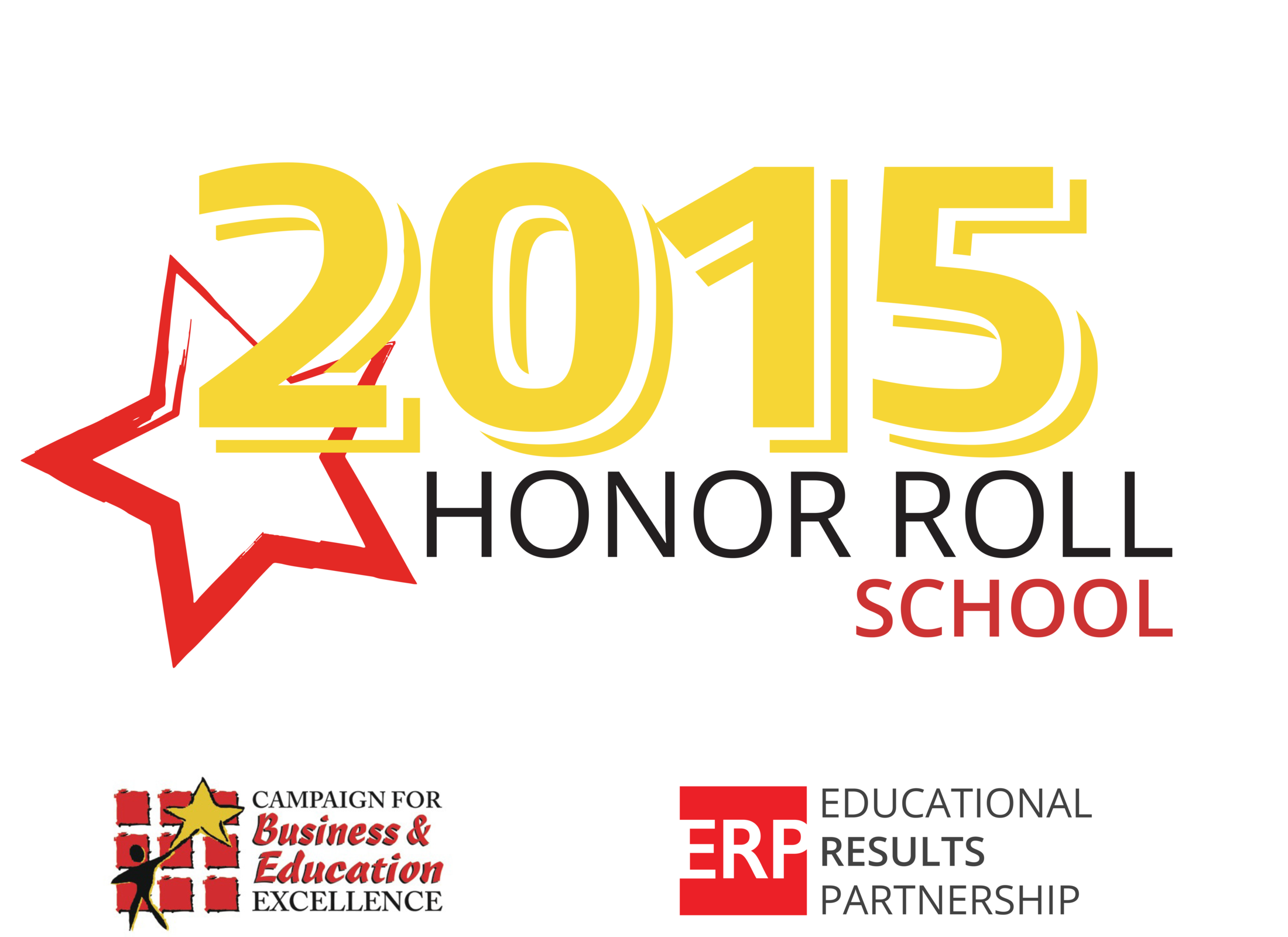2015 Honor Roll School for Business and Education Excellence